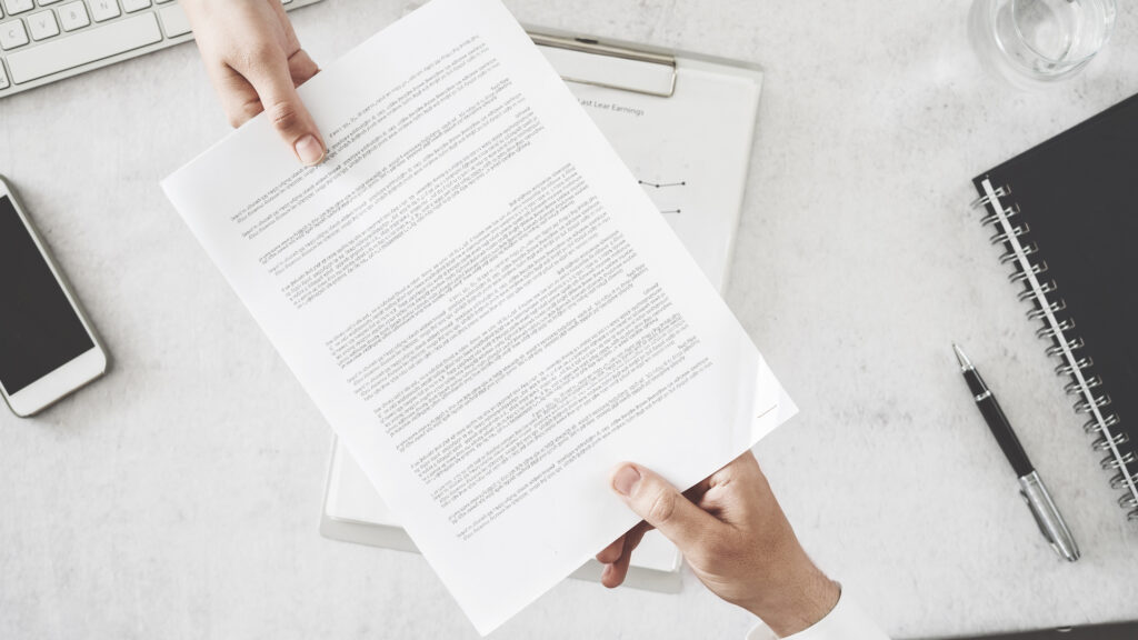 Changes To Employee Contracts