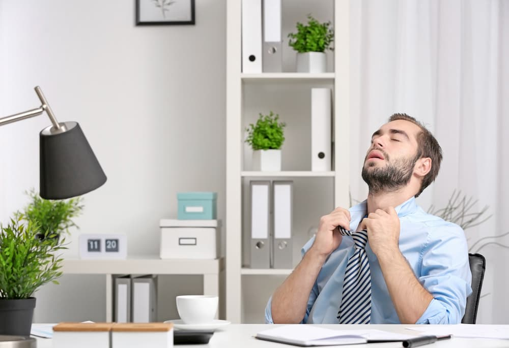 Coping With Heat In The Workplace