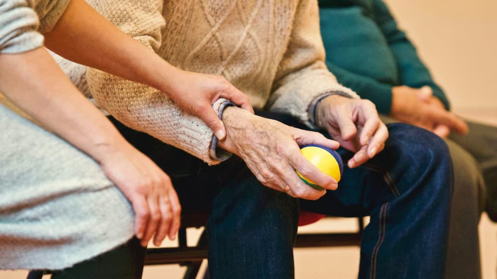 Care Home Workers Motivated