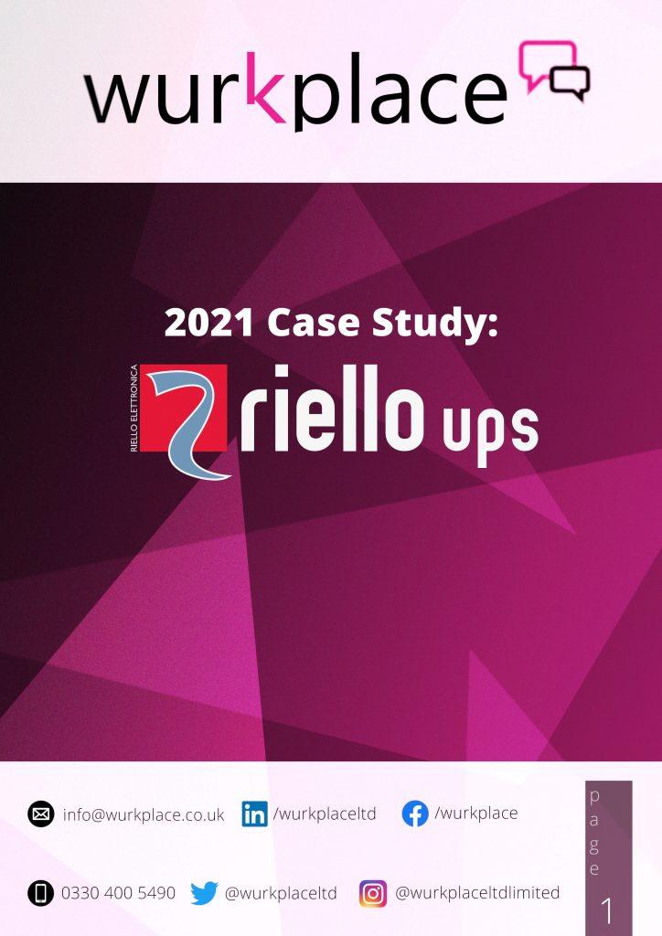 Riello Case Study 1